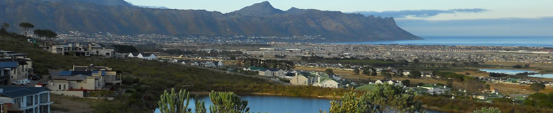 Self Catering Somerset West